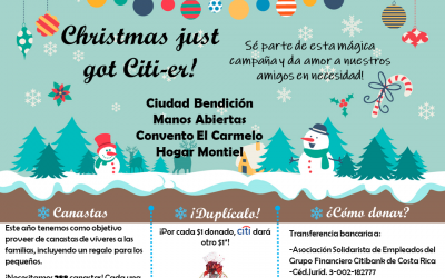Campaña Christmas just got Citi-er