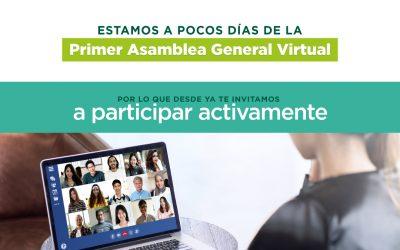 Informes Varios Asamblea General Virtual