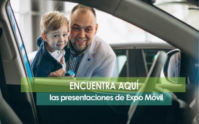 Presentaciones Expo Móvil