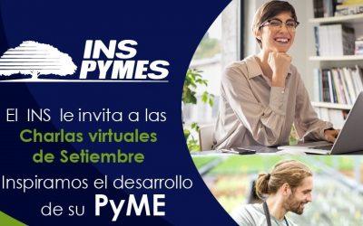 Charlas Virtuales INS PyMES