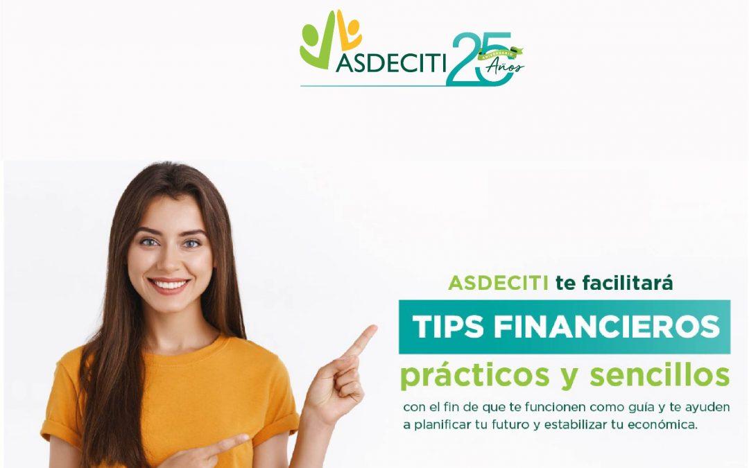Tips Financieros – Realiza un Presupuesto